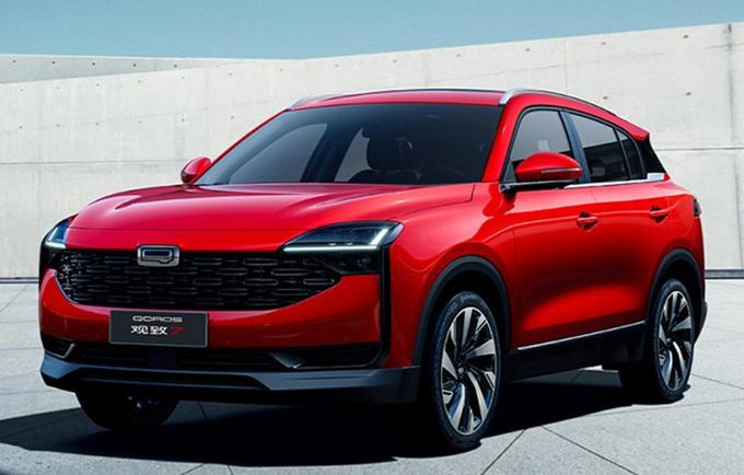 观致新增10万产能 推纯电动SUV/尺寸超荣威RX5 EV-图2