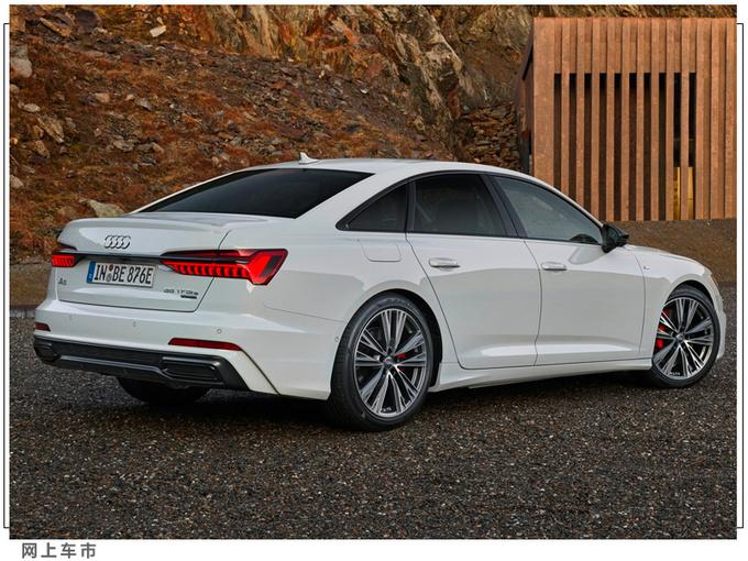 奥迪A6插混版售价曝光年内交付/运动外观设计-图5