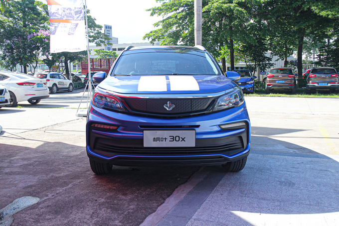 高性价比的城市纯电SUV,东莞试驾枫叶30X-图2