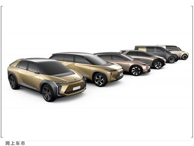 丰田全新小型跨界电动车曝光提供3级半自动驾驶-图5