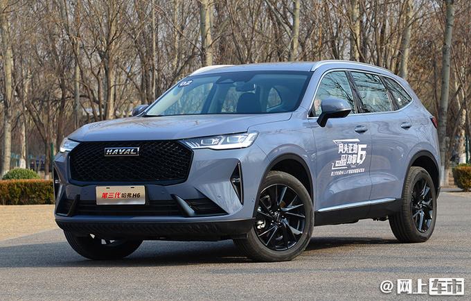 2021年SUV销量排名哈弗H6再夺冠-比博越两倍还多-图3