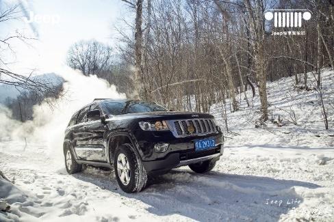 Jeep Life年度盛会:穿雪原探玄武,为自己指南!-图13