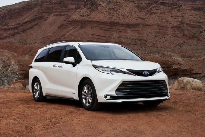 丰田全新塞纳下月开售搭2.5L混动/比埃尔法时尚-图3