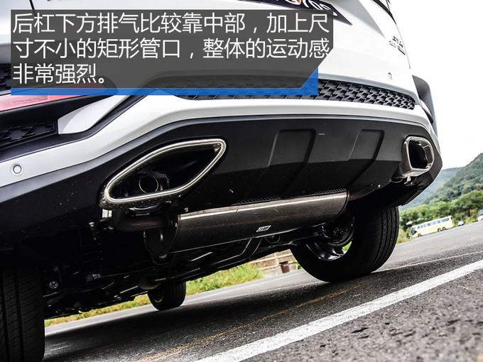 百万级气质的SUV却人人买得起 大乘G70s怎么样-图14