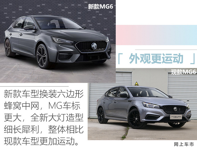 名爵18个月内将推7款新车 大改款轿跑动力更强-图4