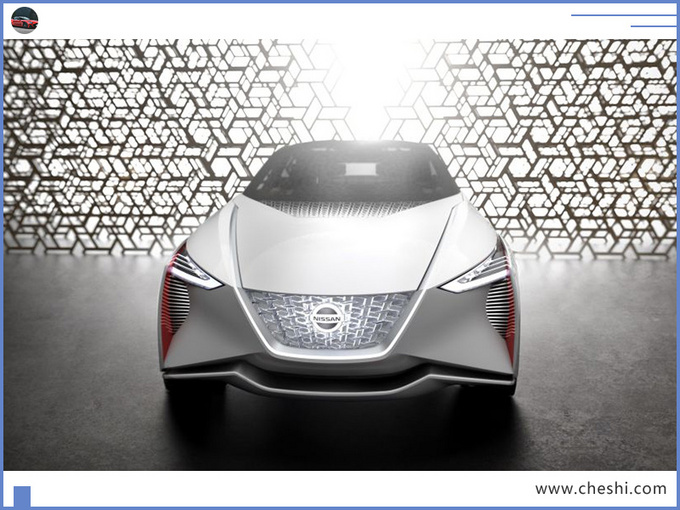 日产全新电动车即将亮相 搭双电机/PK特斯拉-图2