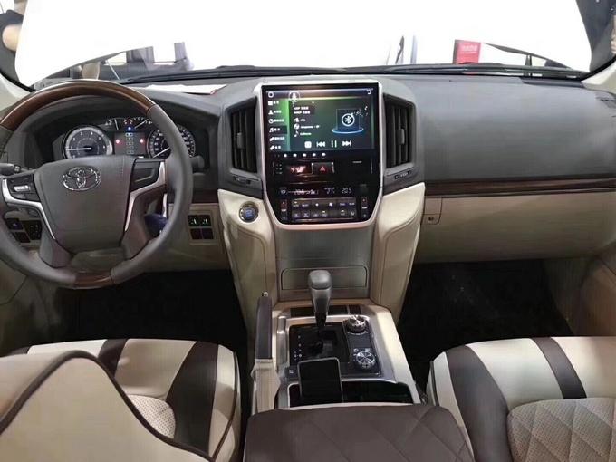 18款丰田酷路泽4000 超豪华改装性价比高-图4