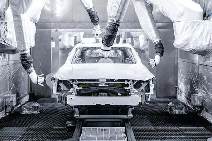 揭秘Polestar 2诞生地中国台州工厂 自动化/效率高-图11
