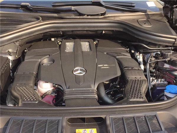 18款加版奔驰GLS450 丰富配置低价轻松购-图13