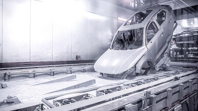 揭秘Polestar 2诞生地中国台州工厂 自动化/效率高-图10