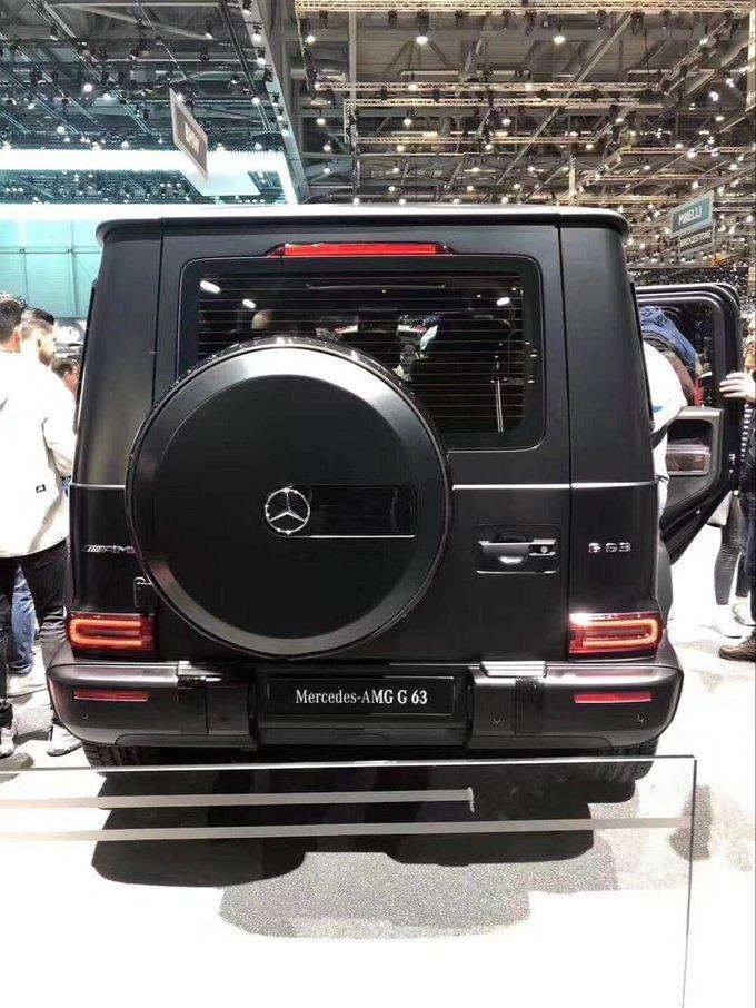 2019款奔驰G63火热预定中 特惠新车上市-图3