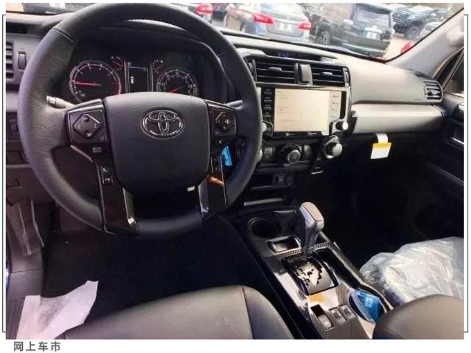 丰田4Runner到店实拍硬派外观/动力超大众途昂-图5