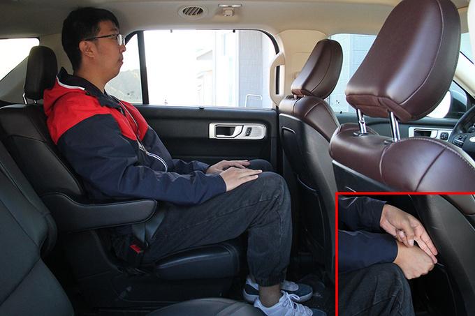 偏向运动风格的硬汉 全新福特探险者试驾体验-图21