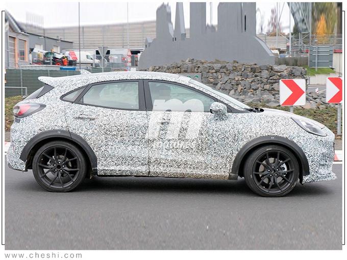 福特全新小型SUV运动版 搭1.5T引擎明年将开售-图4