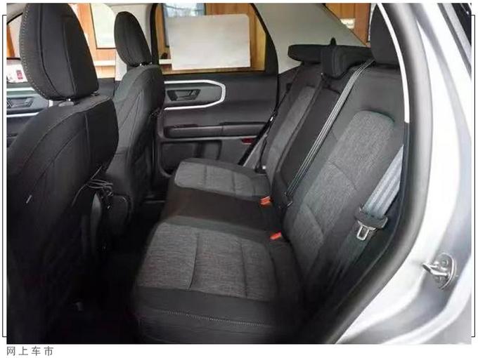 福特全新SUV到店实拍搭2.0T/动力超日产奇骏-图6
