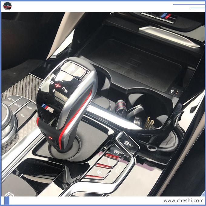 宝马全新X4 M实拍 搭3.0T引擎/保时捷911都害怕-图8