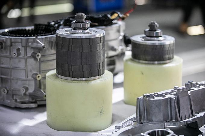 长城柠檬混动DHT解析 比丰田多一档 全速域更省油-图8