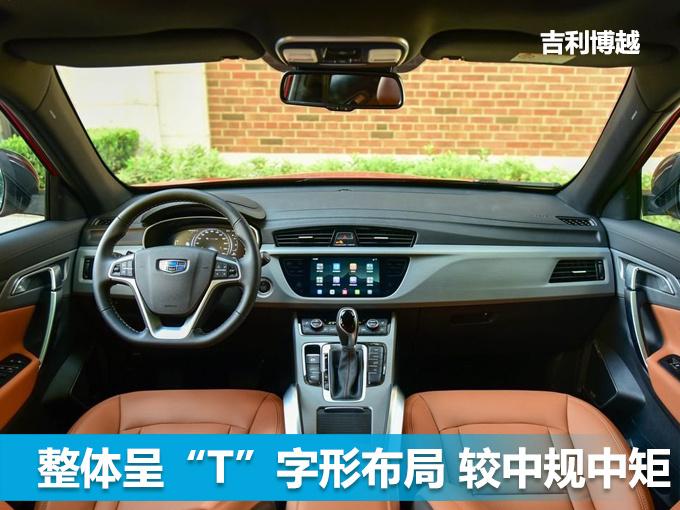 紧凑型SUV同价你选谁哈弗F7 VS 吉利博越-图3