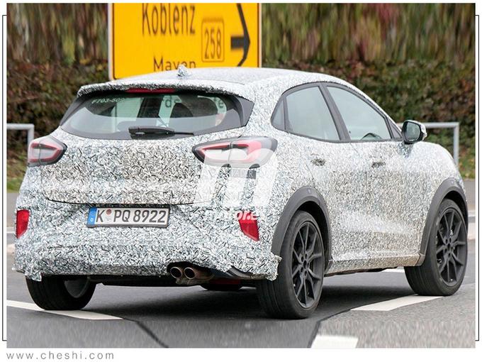 福特全新小型SUV运动版 搭1.5T引擎明年将开售-图5