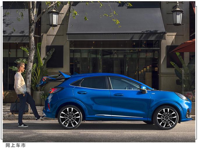 福特全新小型SUV售价曝光本月开售/搭1.0T引擎-图4