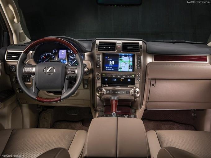 台北雷克萨斯GX460现车 配置高颜色齐全-图5
