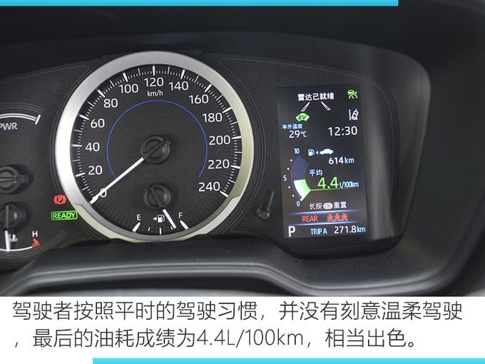 日常通勤的最佳拍档 广汽丰田雷凌家族高效节油-图12