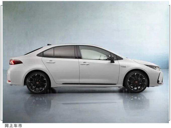 丰田卡罗拉运动版发布11月投产/搭1.8L混动引擎-图3