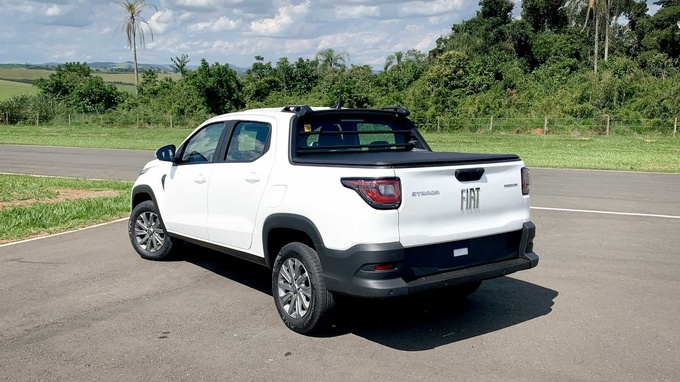 菲亚特承载式皮卡Strada正式上市8.2—10.3万元-图2
