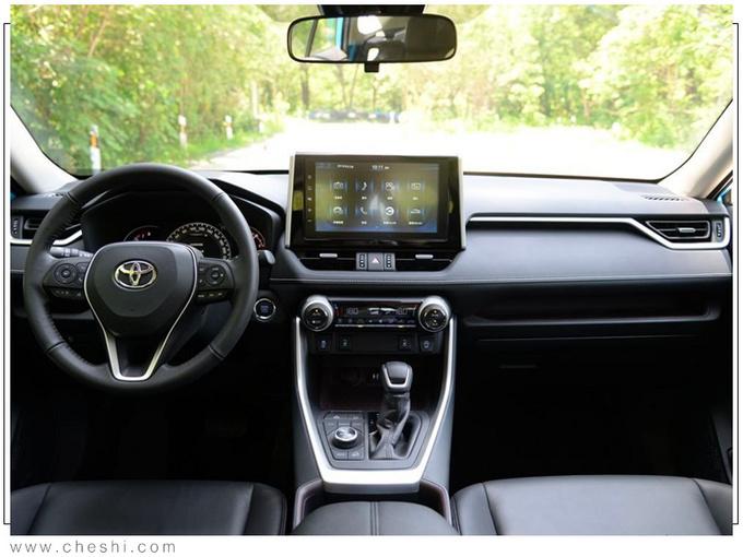 丰田全新RAV4领衔6款新车下周上市 X万起售-图16