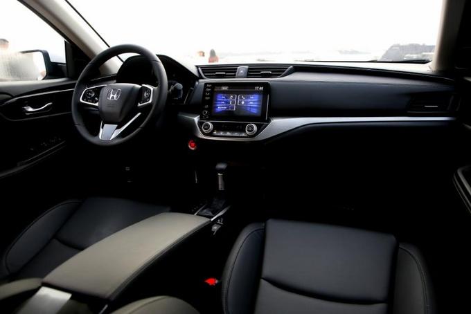 东风Honda享域乐活上市 售价9.98-13.68万元-图10