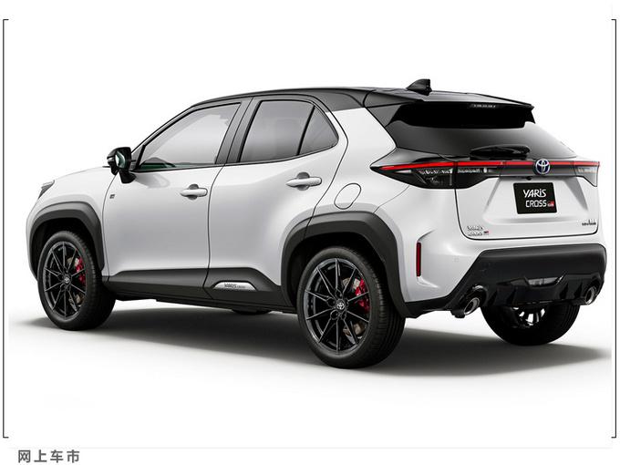 丰田全新高性能SUV搭1.6T三缸/外观套件更运动-图2