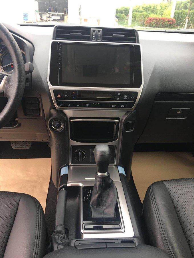 2018款丰田霸道2.8T 柴油版五座全时四驱-图7