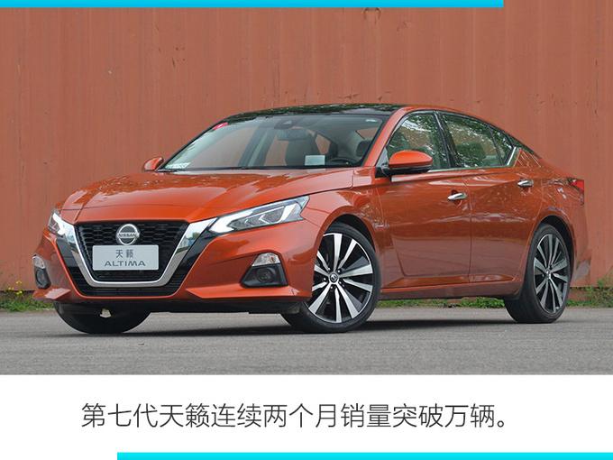东风日产销量增长破81.8万辆 新轩逸天籁热卖-图5