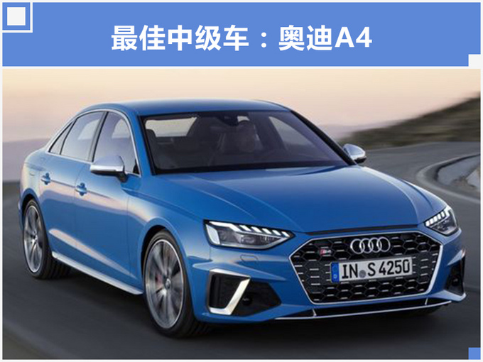 年度最佳汽车评选 宝马多款入选奥迪成最大赢家-图3