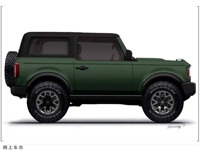 福特全新SUV 7月13日发布 推三种版本/搭2.7T引擎-图8