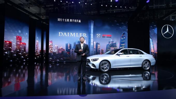 北京车展奔驰:全新S级/E级亮相 新V级上市AMG新车-图3