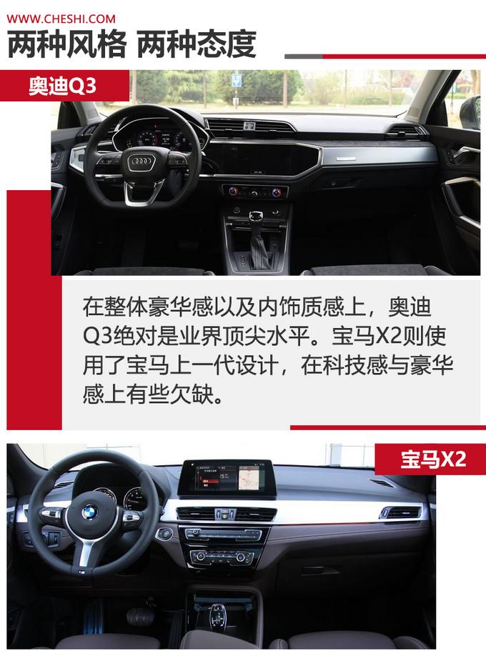 小型豪华SUV的碰撞原来奥迪Q3才是最精致的那一个-图6