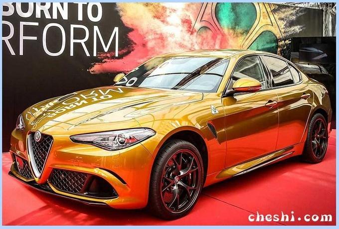 阿尔法·罗密欧推Giulia特别版 独特车漆有望量产-图2