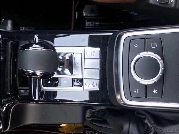 详解18款奔驰G500续写经典 19寸AMG轮毂-图14