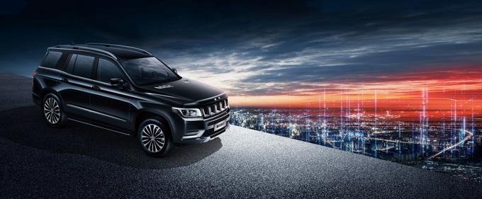 领袖级座驾 全新北京BJ90顶级SUV上市 售69.8万起-图3