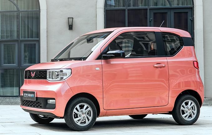 销量破20万辆 五菱宏光MINIEV创纪录 月底推新车型-图3