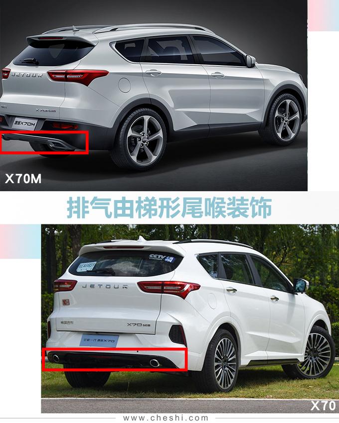 捷途今年推6款中型SUV 最便宜6.49万元就能买-图12