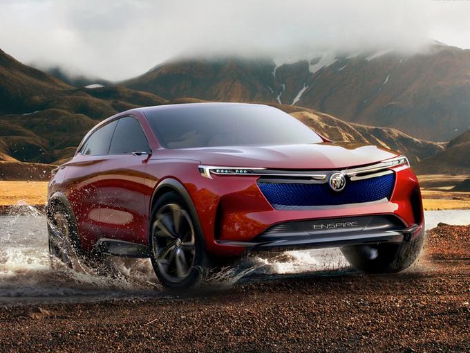 别克全新SUV将接替昂科威 或命名昂科奇-图1