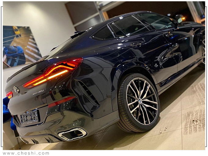 宝马全新X6特别版实拍 这项配置真的足够炫酷-图4