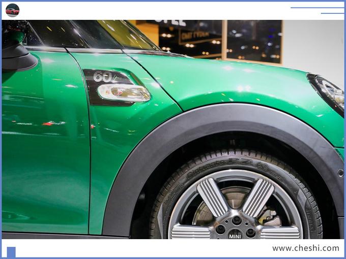 MINI特别版车型正式亮相复古涂装/年内交付-图5