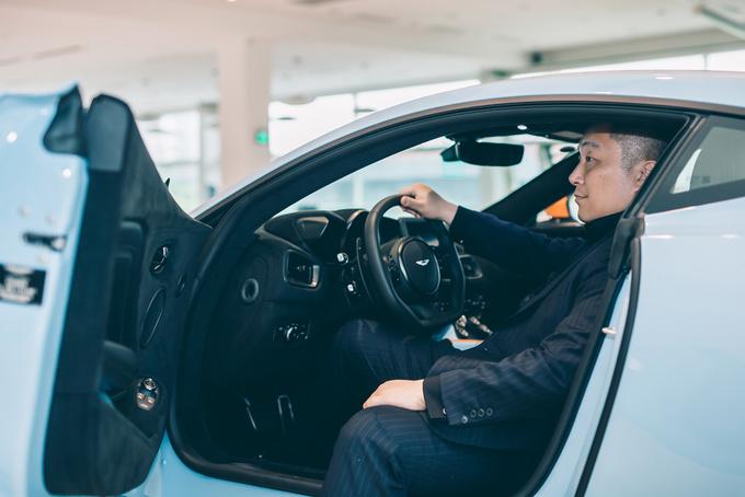 总经理聊车:殷佳明 我与阿斯顿·马丁的十三年-图4