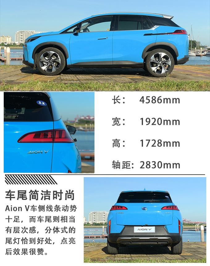 买车就该省钱又省心三款纯电SUV车型推荐-图3