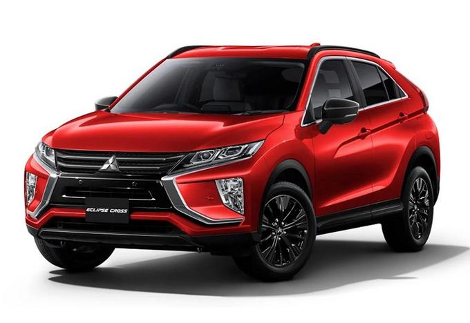 三菱奕歌新款车型开售配置大幅提升/年内交付-图1
