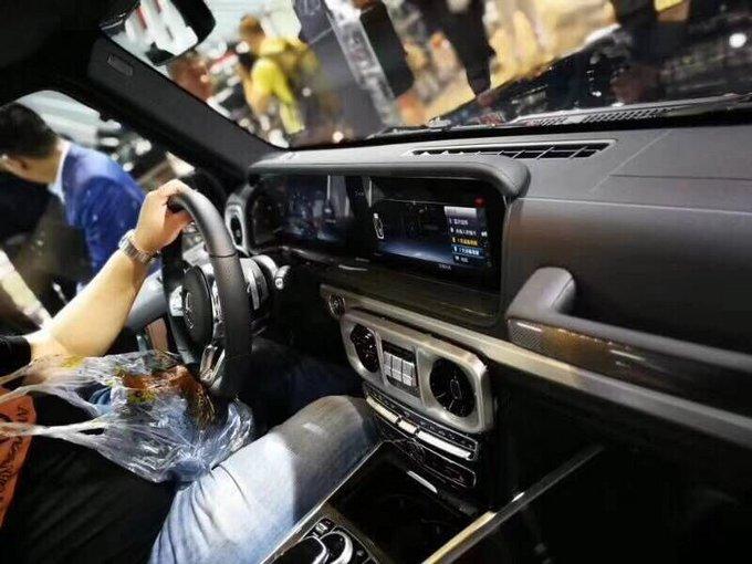 2019款奔驰G63火热预定中 特惠新车上市-图9