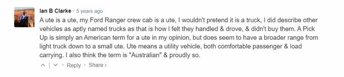 皮卡亚文化——澳洲的Ute到底是什么皮卡-图4